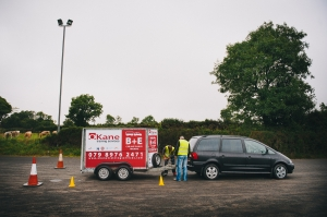 B +E car and trailer training by O'Kane training services