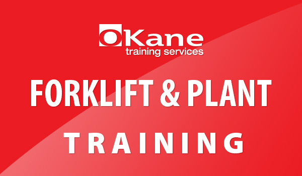 forklift and plant training