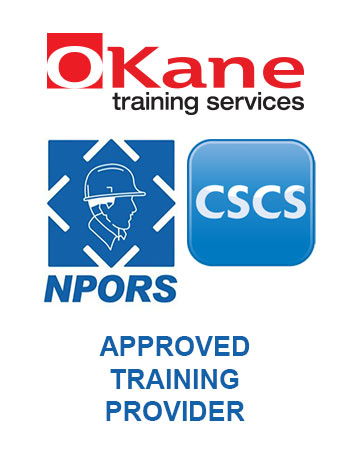 npors cscs approved training provider logos